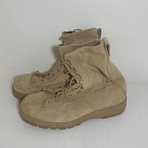 Vibram Combat Boots Size 9.5